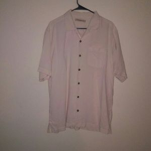 Tommy Bahama Large Embroidered Back Shirt